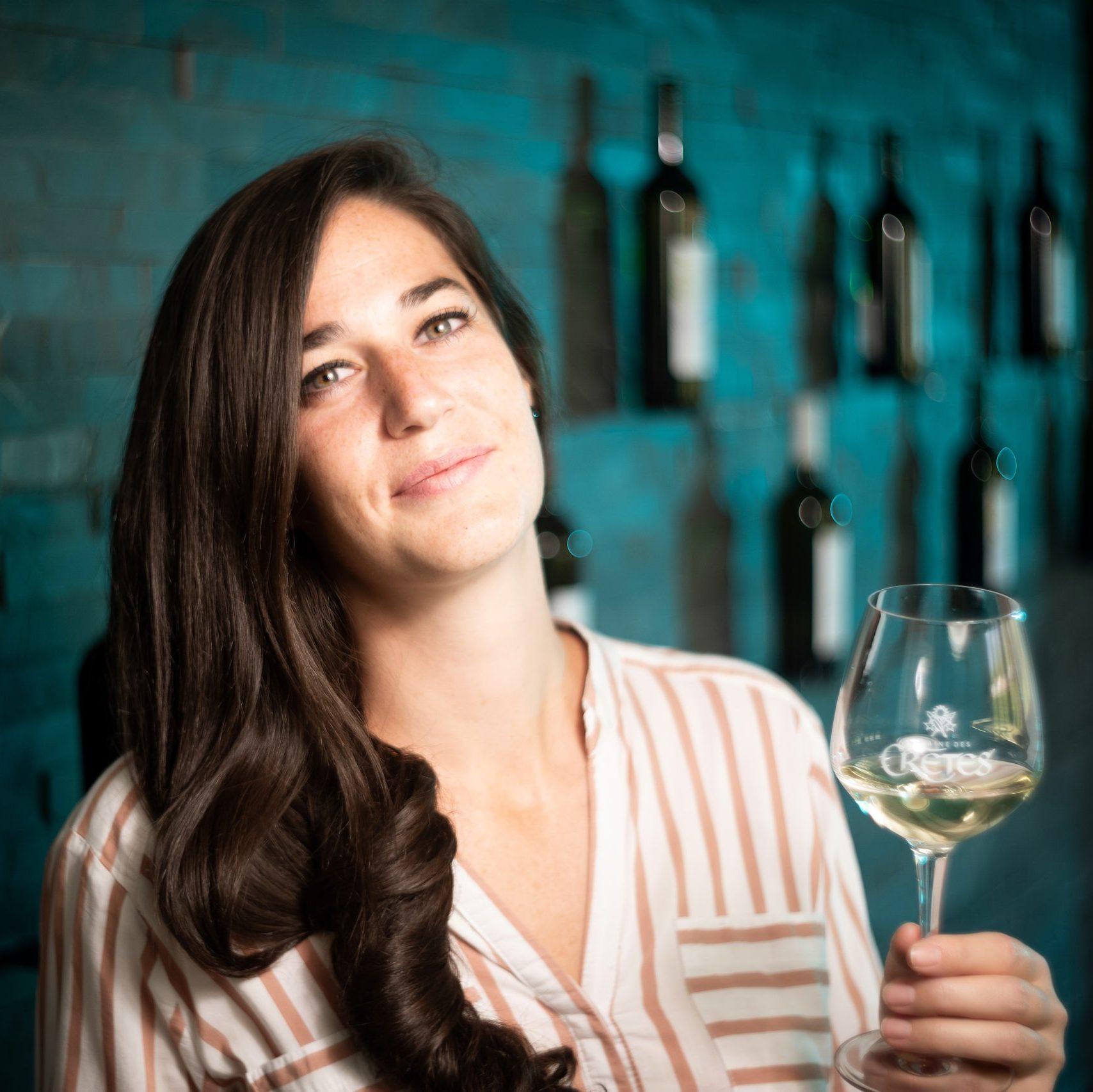 DOMAINE DES CRETES - Martine Vocat - Portrait - viticulture - vin - vigneron - valais